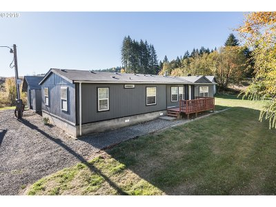 Single Family Home For Sale: 66300 Anliker Rd