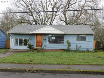 Eugene Single Family Home For Sale: 1985 Arthur St