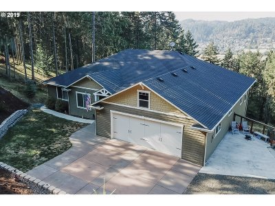 Sutherlin Single Family Home For Sale: 1903 Ridge View Dr