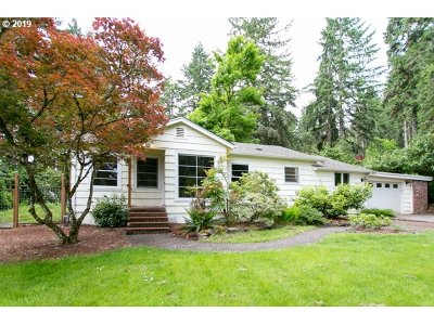 Eugene Single Family Home For Sale: 4555 Old Dillard Rd