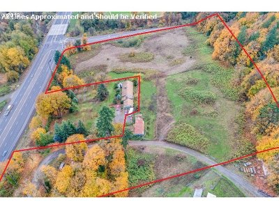 Portland Farm & Ranch For Sale: 17865 NW Saint Helens Rd