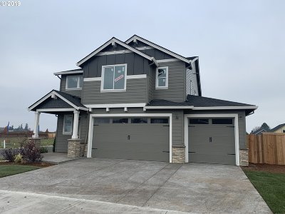 Canby Single Family Home For Sale: 1285 S Walnut St #Lot12