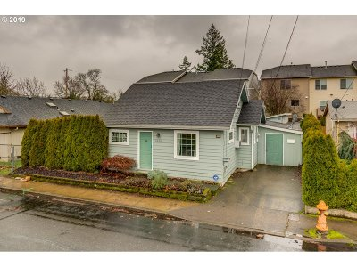 Multnomah County Multi Family Home For Sale: 3620 SE 86th Ave