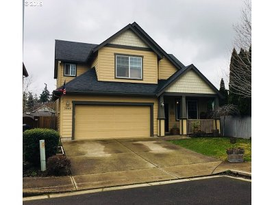 Keizer Single Family Home For Sale: 7845 Matt Pl