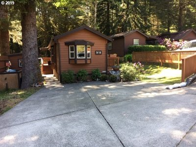Brookings Single Family Home For Sale: 19921 Whaleshead Rd #B14