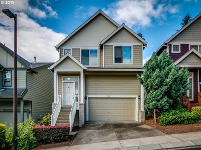 Beaverton, Aloha Single Family Home For Sale: 15587 SW Stone Ridge Cir