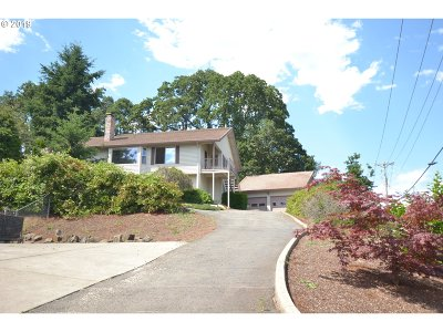 Salem Single Family Home For Sale: 2945 NW Doaks Ferry Rd