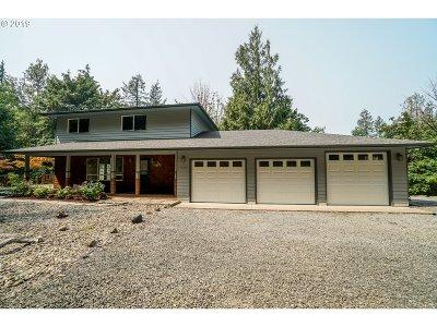 Ridgefield Single Family Home For Sale: 5601 NW 314th Cir