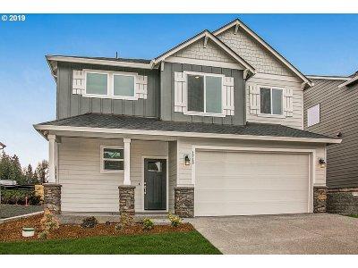Cornelius Single Family Home For Sale: 2104 S Jasper St Lot 30
