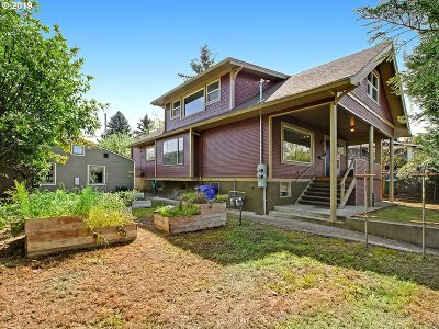 Single Family Home For Sale: 4534 NE 32nd Ave