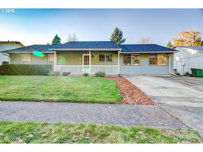 Beaverton Single Family Home For Sale: 6725 SW 130th Ave