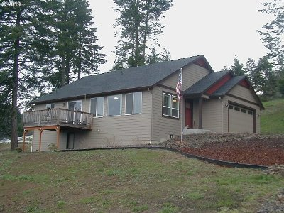 Cowlitz County Single Family Home For Sale: 171 Jaeger Rd