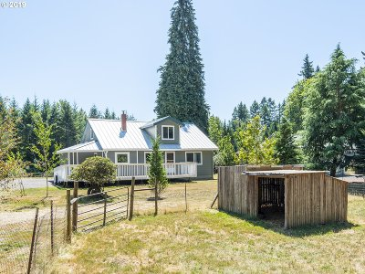 Single Family Home Bumpable Buyer: 17830 SE Amisigger Rd