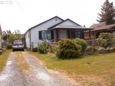 Coos Bay Single Family Home For Sale: 335 S Marple