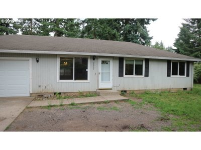 Single Family Home For Sale: 2837 SE 133rd Ave