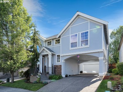 Portland Single Family Home For Sale: 4600 NW Moretti Ter
