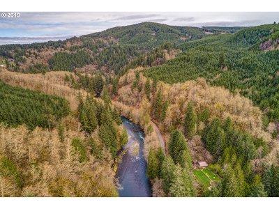 Kalama Single Family Home For Sale: 5126 Kalama River Rd