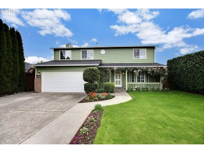 Single Family Home For Sale: 4405 NE 155th Ave