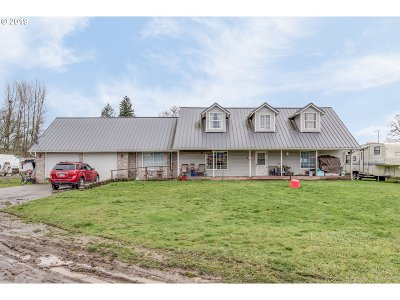Battle Ground WA Single Family Home For Sale: $950,000