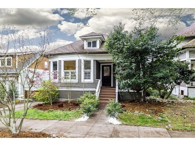 Single Family Home For Sale: 3376 SE 9th Ave