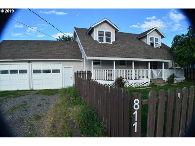 Grant County Single Family Home For Sale: 811 S Overholt St