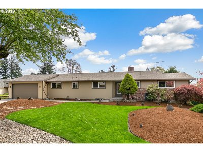 Clackamas Single Family Home For Sale: 12183 SE Bluff Dr
