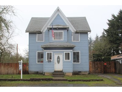 Independence Single Family Home For Sale: 338 Log Cabin St