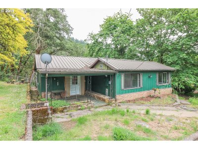 Oakland Single Family Home For Sale: 833 Union Gap Loop Rd