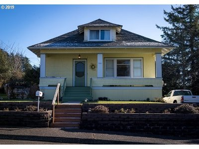 Astoria Single Family Home For Sale: 1840 6th St