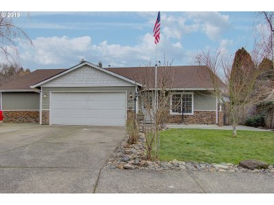 Battle Ground Single Family Home For Sale: 411 SE 2nd Ave