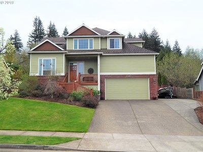 Happy Valley Single Family Home Pending: 13050 SE Evening Star Dr