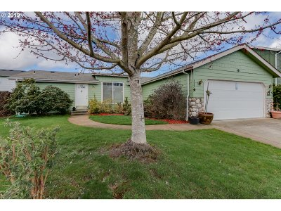 Single Family Home For Sale: 5367 Olympic Cir