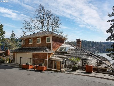 Lake Oswego, West Linn Single Family Home For Sale: 2260 Summit Ct