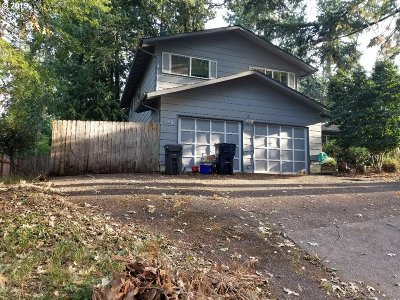Single Family Home For Sale: 586 Princess Ave