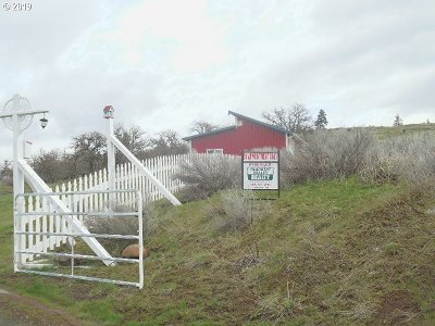 Goldendale, Lyle Residential Lots & Land For Sale: 32 High Valley Rd