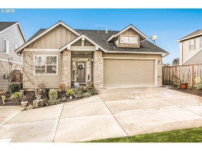 Clackamas County Single Family Home For Sale: 18841 Tanoak Way