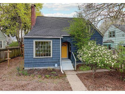 Single Family Home For Sale: 5635 NE 12th Ave