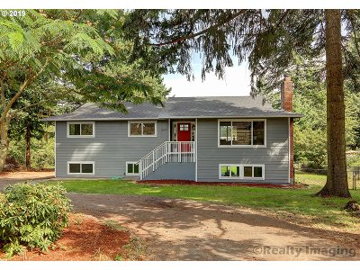 Oregon City Single Family Home For Sale: 18550 S Grasle Rd