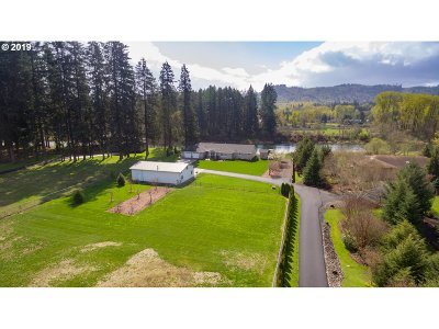 Single Family Home For Sale: 2697 Lewis River Rd