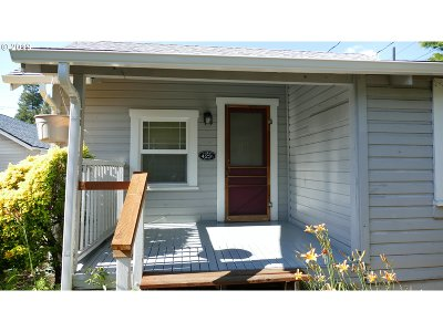 Single Family Home For Sale: 423 1/2 W 12th