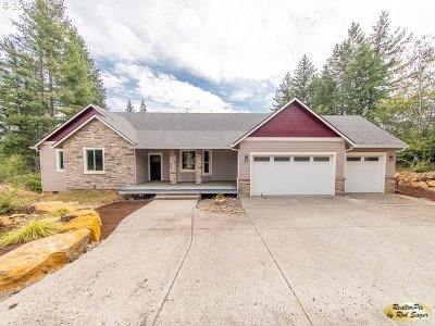 Camas Single Family Home For Sale: 4100 NE 312th Ave