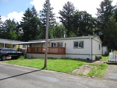 Clackamas OR Single Family Home For Sale: $80,000