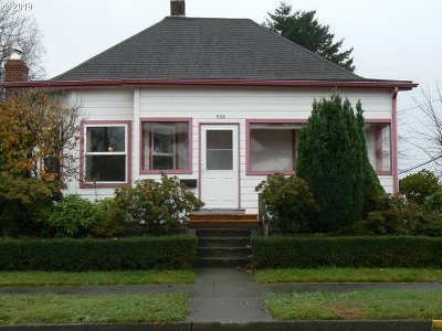 Coos Bay Single Family Home For Sale: 996 S 4th