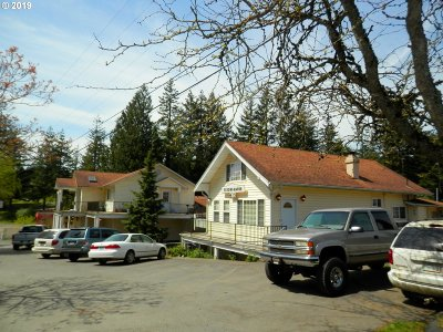 Coquille Multi Family Home For Sale: 620 W Central