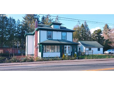 Warrenton Single Family Home For Sale: 555 S Main Ave