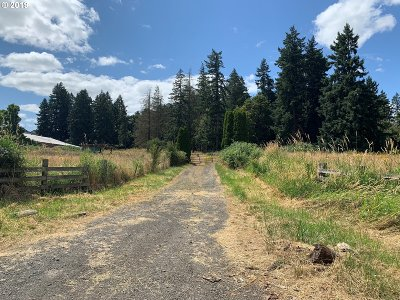 Wilsonville, Canby, Aurora Residential Lots & Land For Sale: 11490 SW Tooze Rd