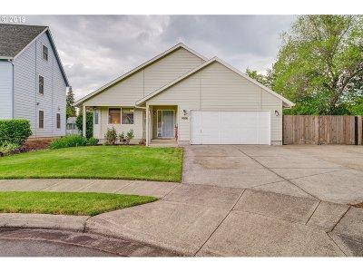 Woodburn Single Family Home Sold: 1086 Marylynn Way