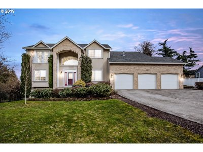 Camas Single Family Home For Sale: 650 NW Jericho Ln