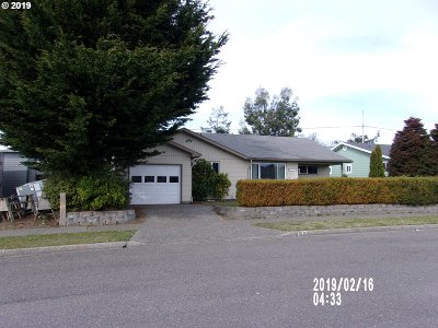 Coos Bay Single Family Home For Sale: 918 Flanagan
