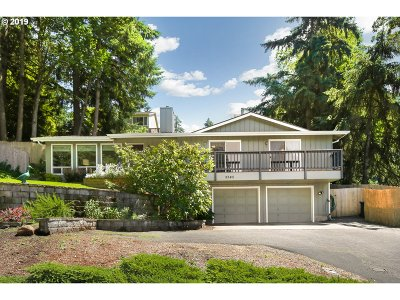 Eugene Single Family Home For Sale: 2545 City View St